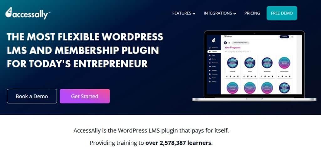 AccessAlly Course Platform