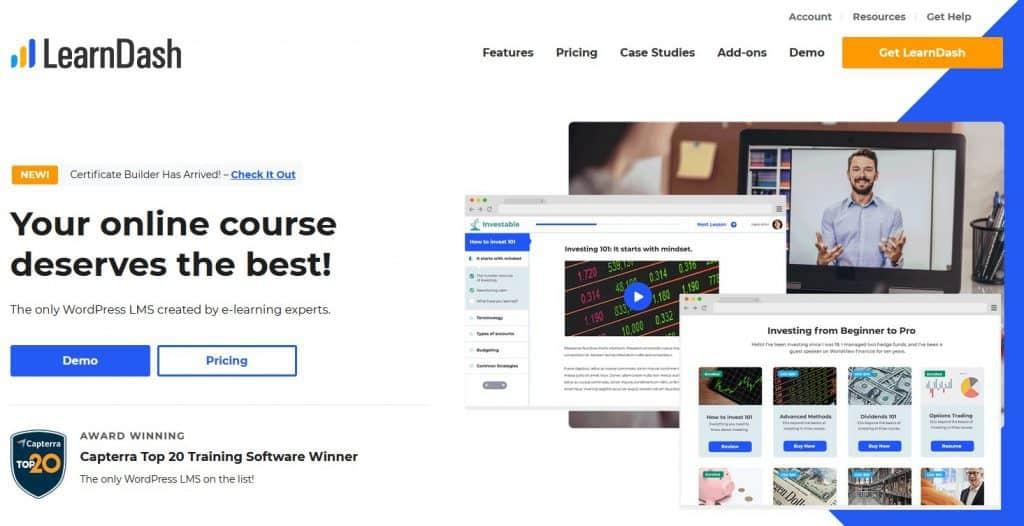 LearnDash Course Software