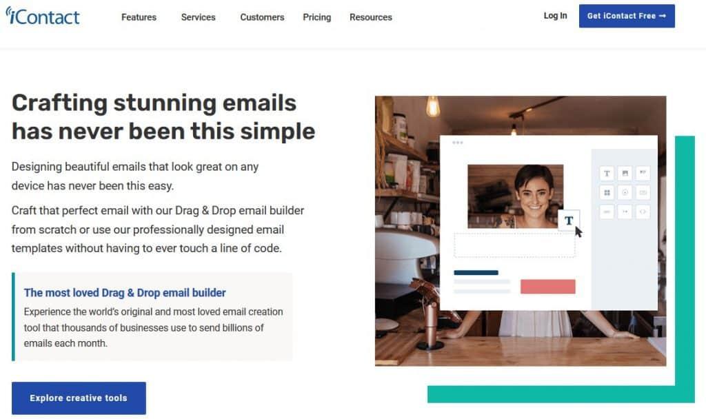 iContact Email Marketing Platform